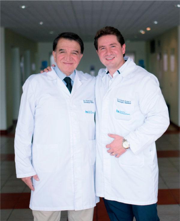 Doctor Antonio Rojas Ginecólogo Obstetra
